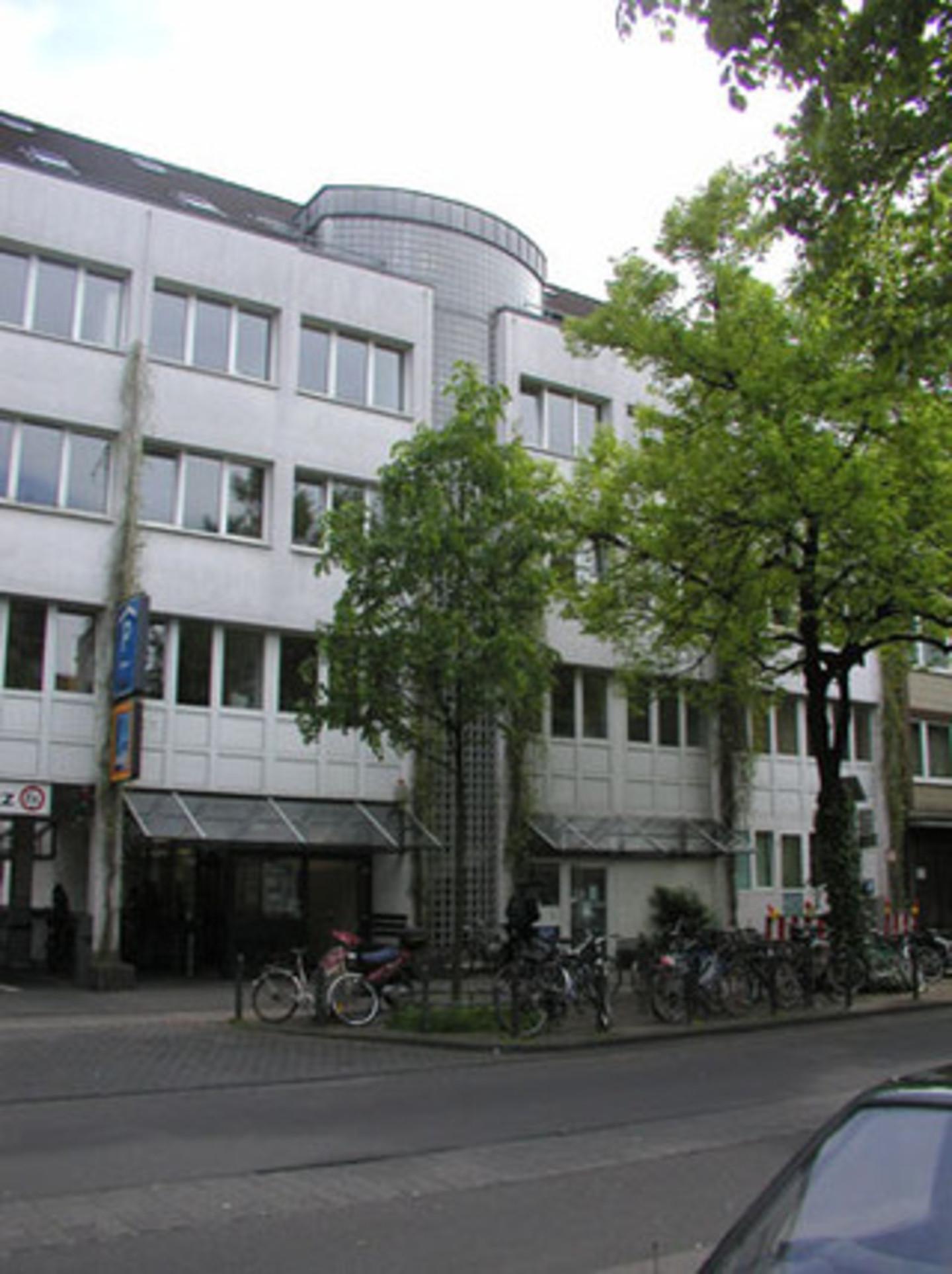 Haltestelle Universität Köln